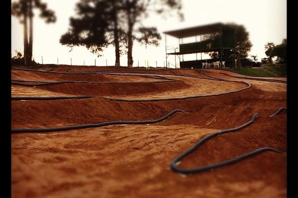 Curitiba Brazil track build