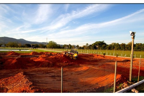 Brazillian National Championship track build