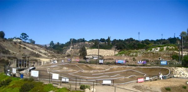Ellings international raceway track