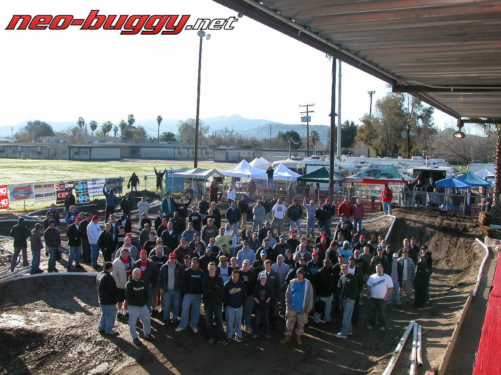 Hemet DNC drivers meeting..who can you spot in the photo??