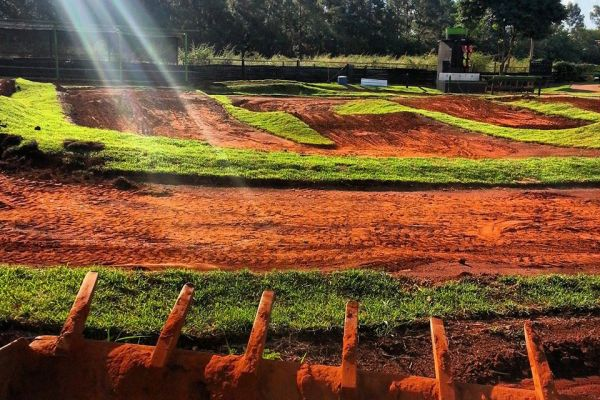 Paulinia Brazil track